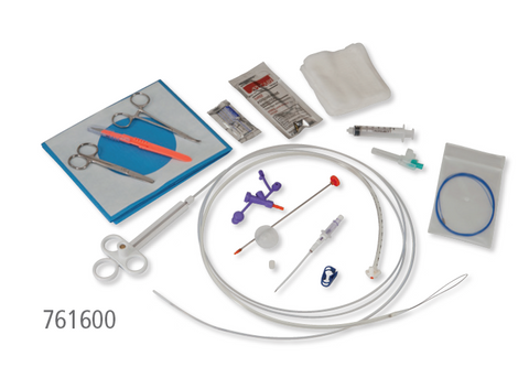 Kangaroo™ Safety Single Pass P.E.G. Kits with Safe Enteral Connections
