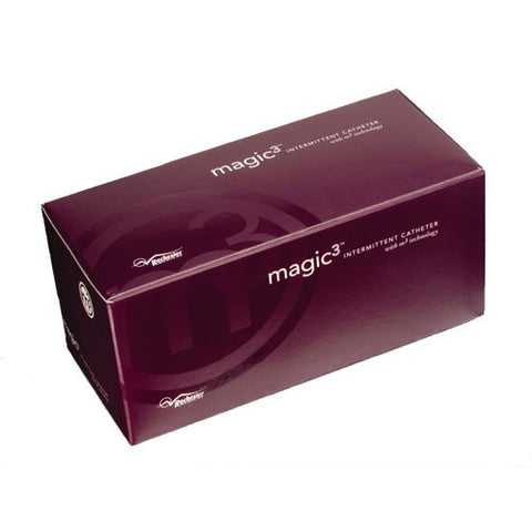 MAGIC3® Male Hydrophilic Intermittent Catheter