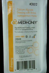 MediHoney® Calcium Alginate Dressing - Sterile