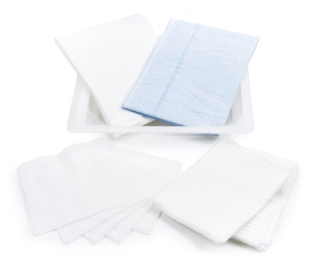McKesson Sterile Laceration Trays