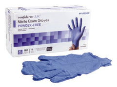 Confiderm® 3.5C Chemo-Rated Nitrile PF Exam Gloves XL - 14-6980C