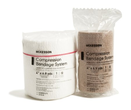McKesson 2-Layer Compression Bandage System - 1006