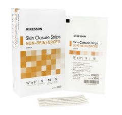 McKesson Skin Closure Strips - Medsitis