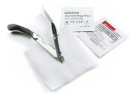 McKesson Skin Staple Removal Kit