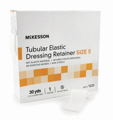 "McKesson Tubular Elastic Retainer Net Dressing Size 5 (1.5"" x 30 yards) - 1020"