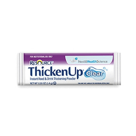 Resource® ThickenUp® Unflavored Thickener Powder for Clear Food and Beverage - Medsitis