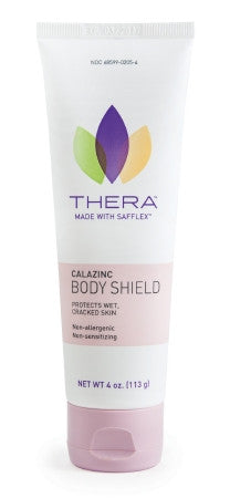 THERA™ Calazinc Body Shield & Skin Protectant - 4 oz. Tube - 116-BSC4OZ - Medsitis