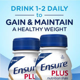 Ensure® Plus Nutrition Shake Milk Chocolate 8 oz. - 57266 - Medsitis