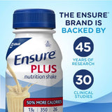 Ensure® Plus Nutrition Shake Vanilla 32 oz - 58251 - Medsitis