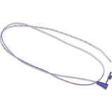 "Kangaroo™ Polyurethane Feeding Tubes w/ Safe Enteral Connection 6.5Fr. 20"" - 461420"