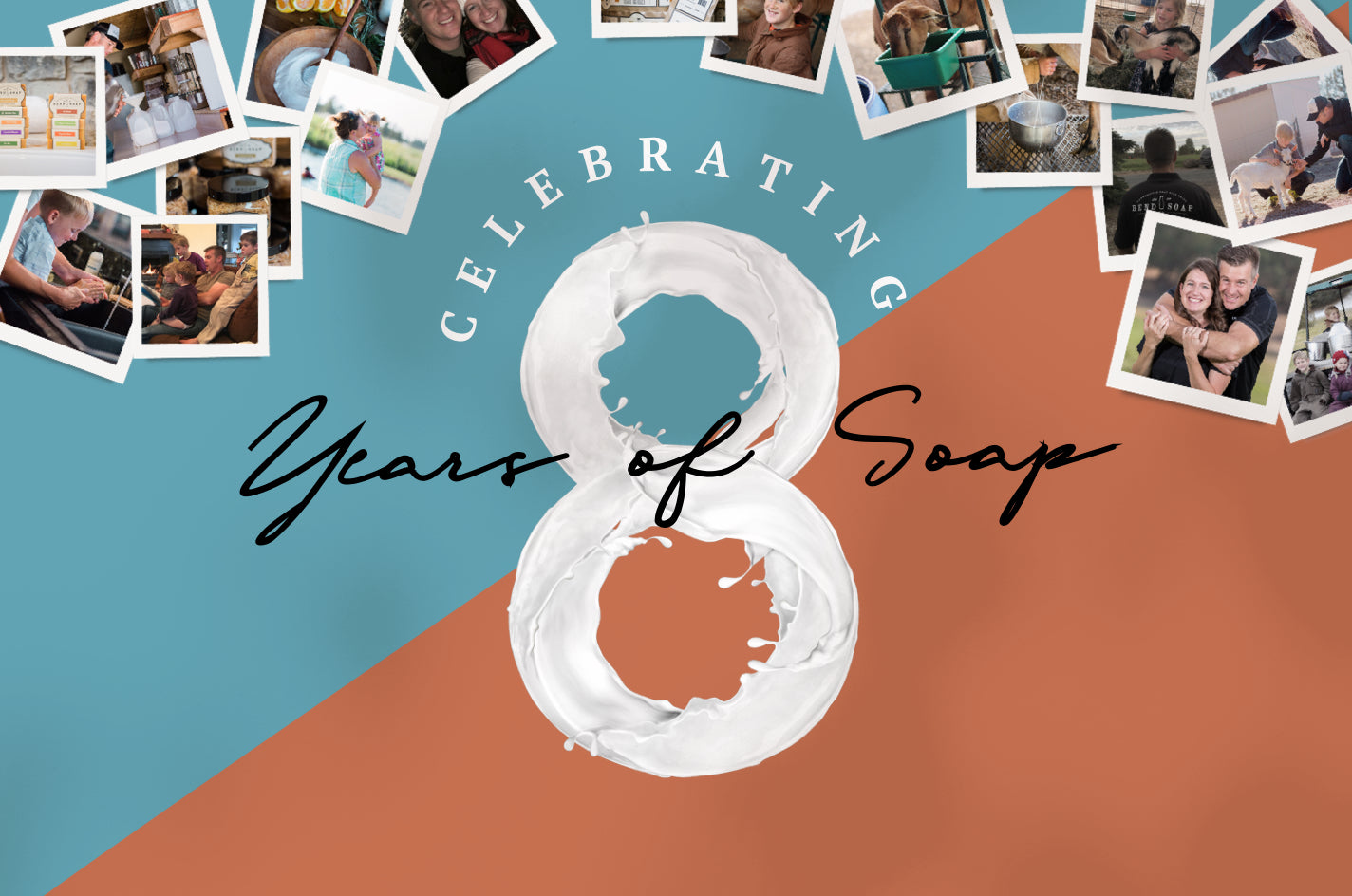 Bend Soap Company Turns 8: A message from our founders
