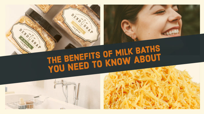 The Benefits of Milk Baths You Need to Know About
