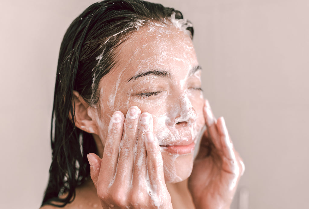 Using Goat Milk Soap as Face Wash