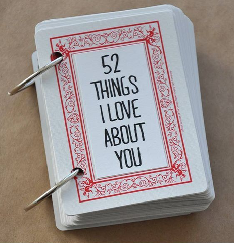52 Things I Love About You - Bend Soap Company