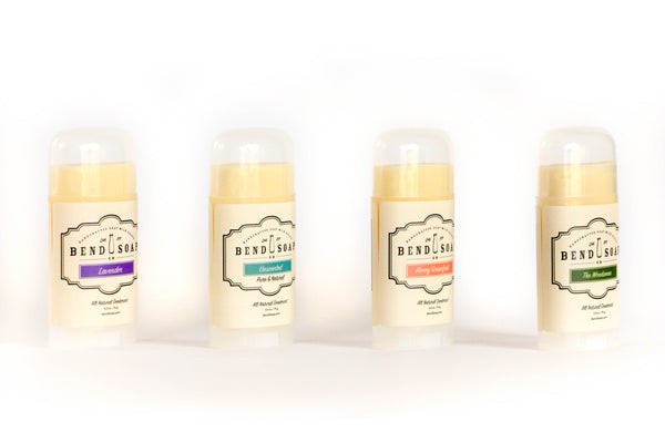 Natural Deodorant from Bend Soap Company