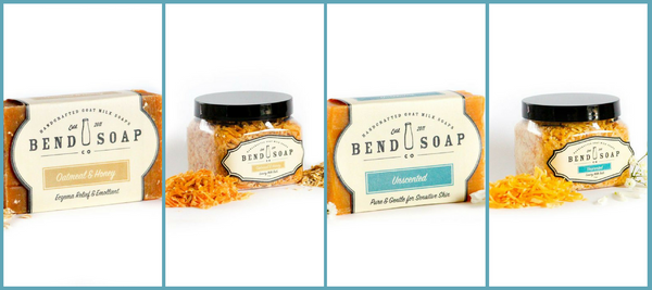 The Best Soap for Eczema Relief - Bend Soap Company