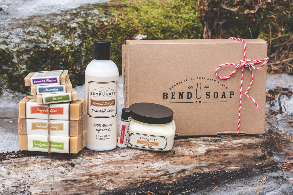 5 Reasons to Give Natural Gifts This Holiday Season - Bend Soap Company