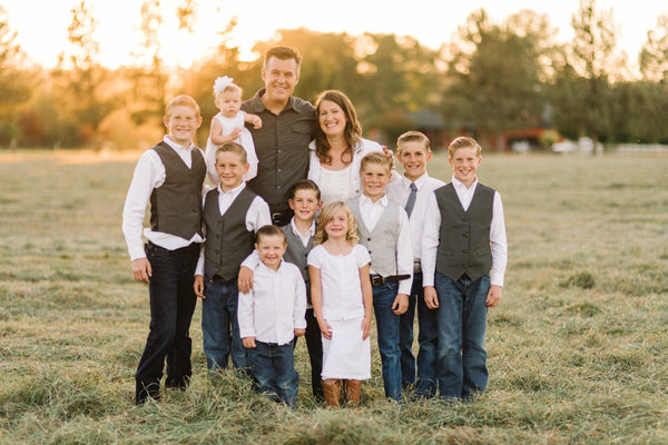 Meet Our Family - The Johnsons - Bend Soap Company