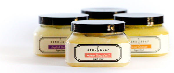 Sugar Scrubs from Bend Soap Company