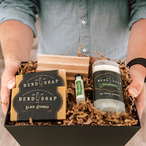 Father's Day Gift Set - Bend Soap Company