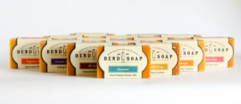 All Natural Goat Milk Soap | Bend Soap Company