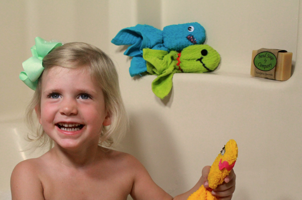 Soapy Fish DIY: Make Bathtime More Fun! - Bend Soap Company