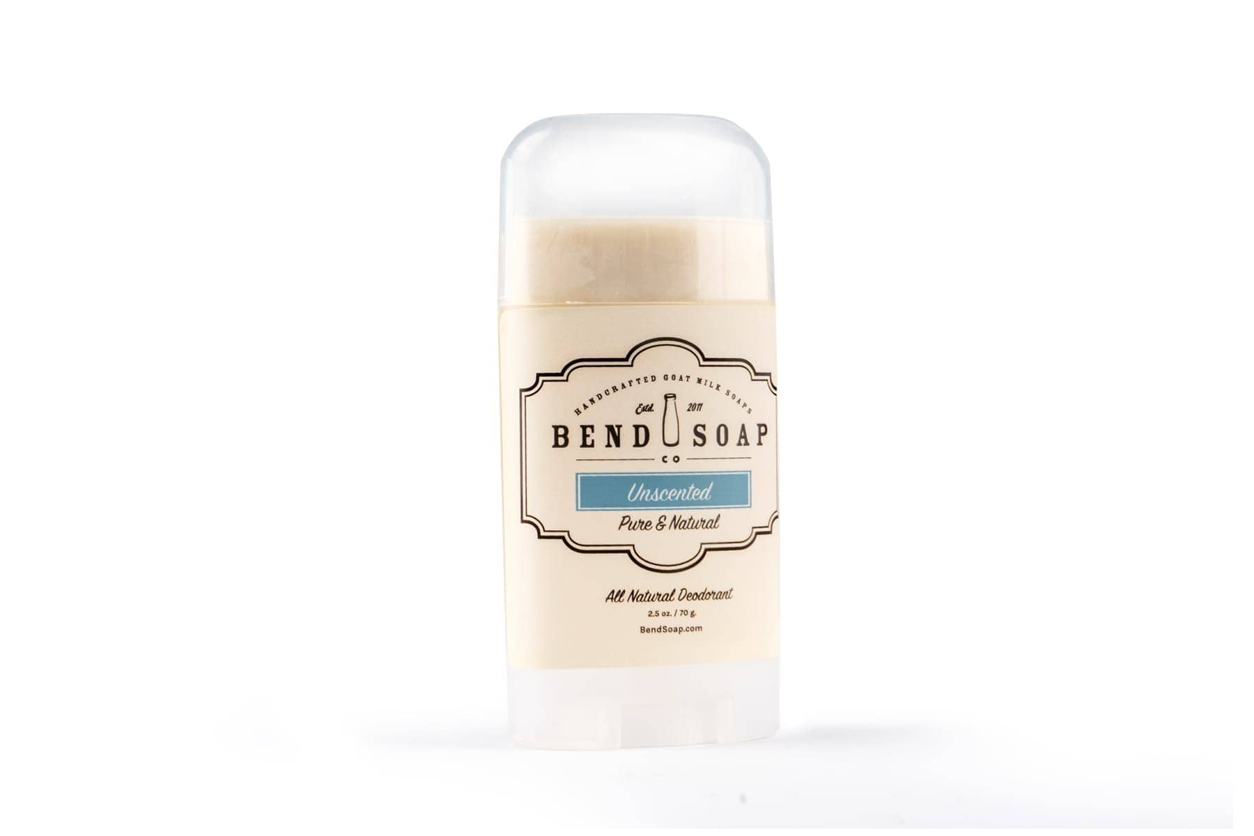 Unscented All Natural Deodorant