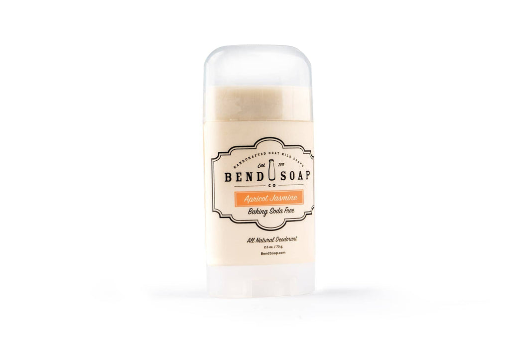 All-Natural Apricot Jasmine Deodorant (Baking Soda Free)