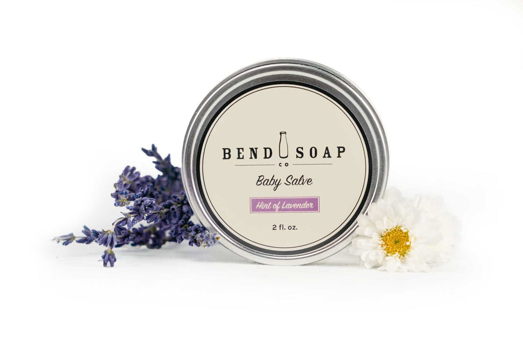Bend Soap Company Baby Salve in 2 oz tin