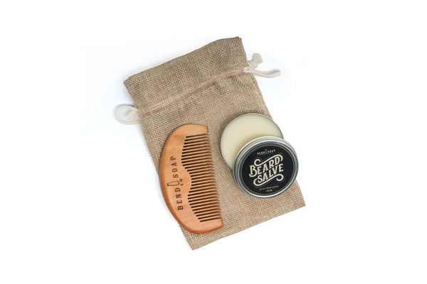 Beard Grooming Kit - Bend Soap Company