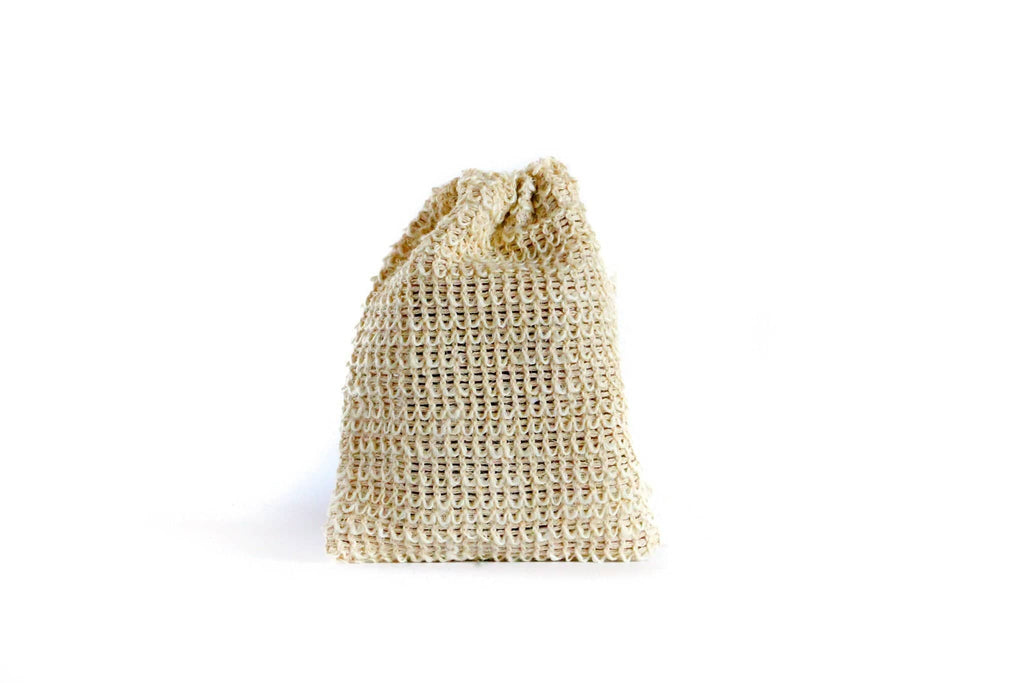 All-Natural Sisal Loofah Bag