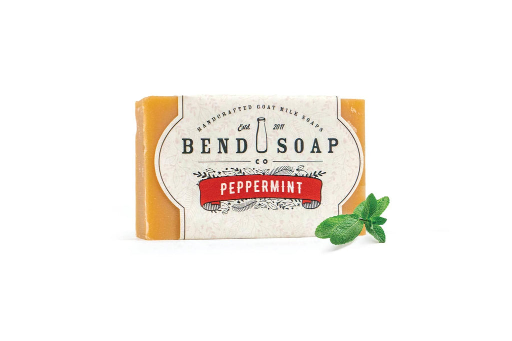 Peppermint Goat Milk Soap