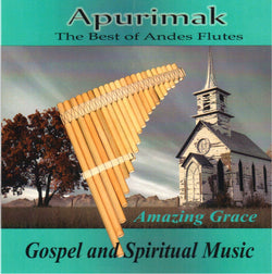 Apurimak Gospel and Spiritual Music CD