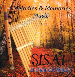 Sisai  Melodies and Memories CD