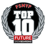 Zephyr Future Snowboarding Magazine Top Ten 2007