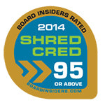 Zelix Board Insiders Shred Cred Award 2014