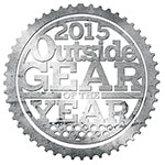 Zelix Outside Magazine Gear of the Year Award 2015