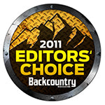Zephyr Splitboard Backcountry Magazine Editors Choice 2011