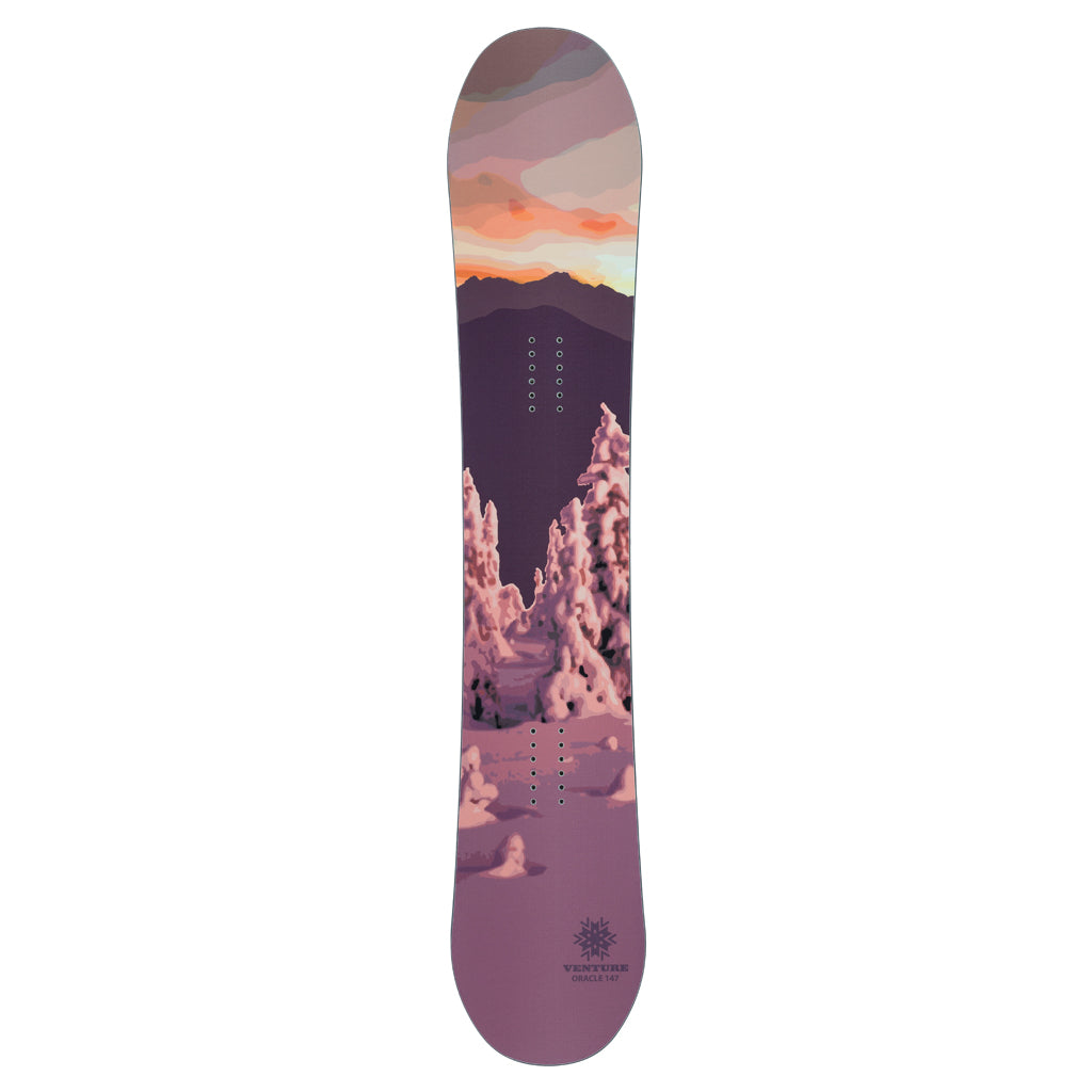 Venture Snowboard's Oracle Snowboard