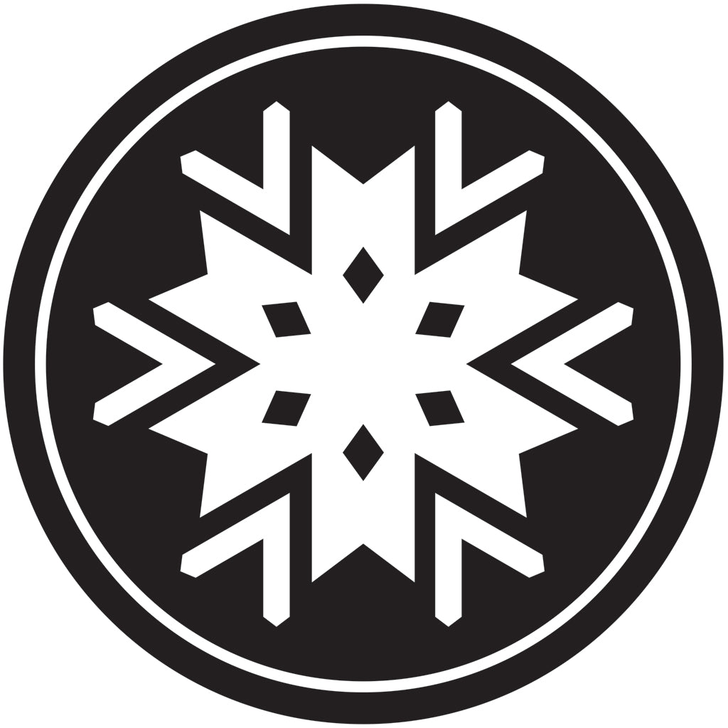 Venture Snowboards Mini Flake Sticker