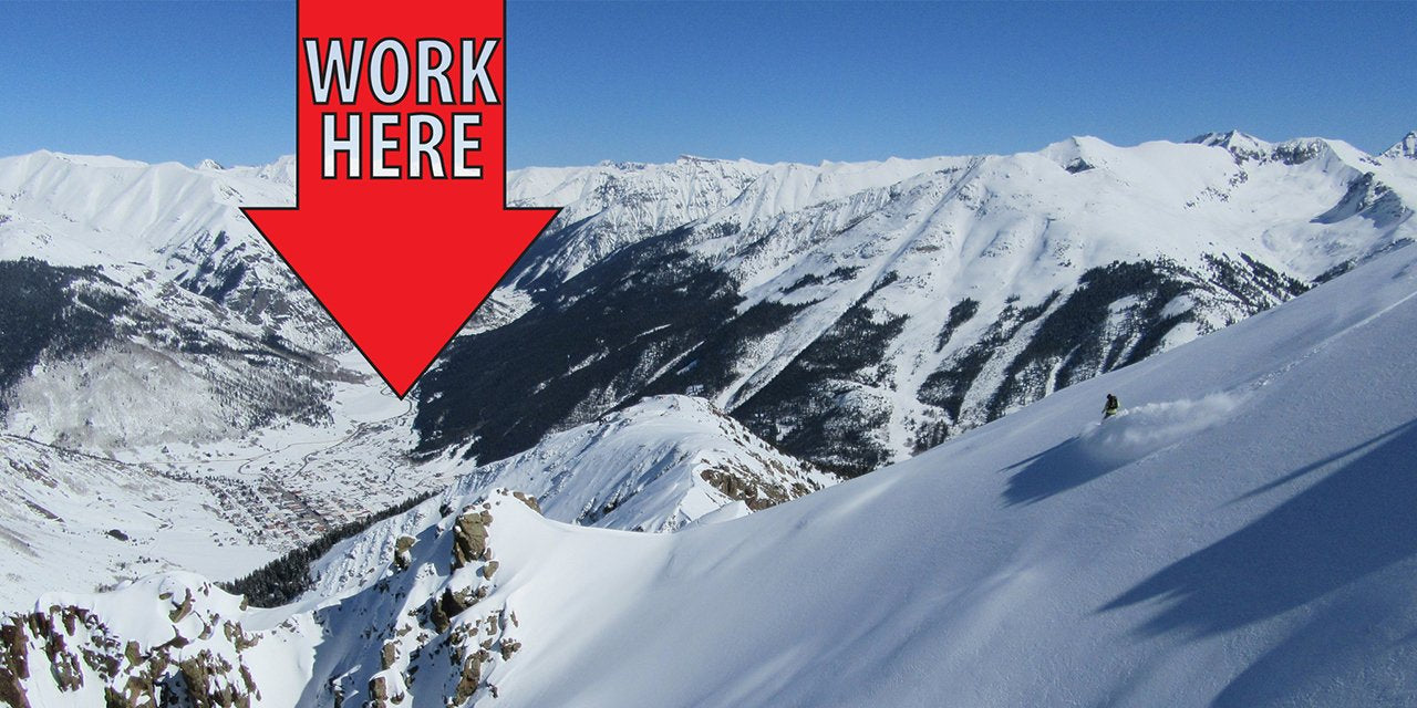Venture Snowboards made in the mountains of silverton colorado