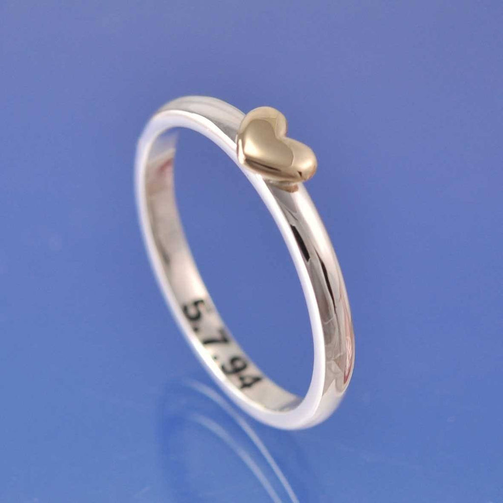 Love Heart Ring Added to website.
