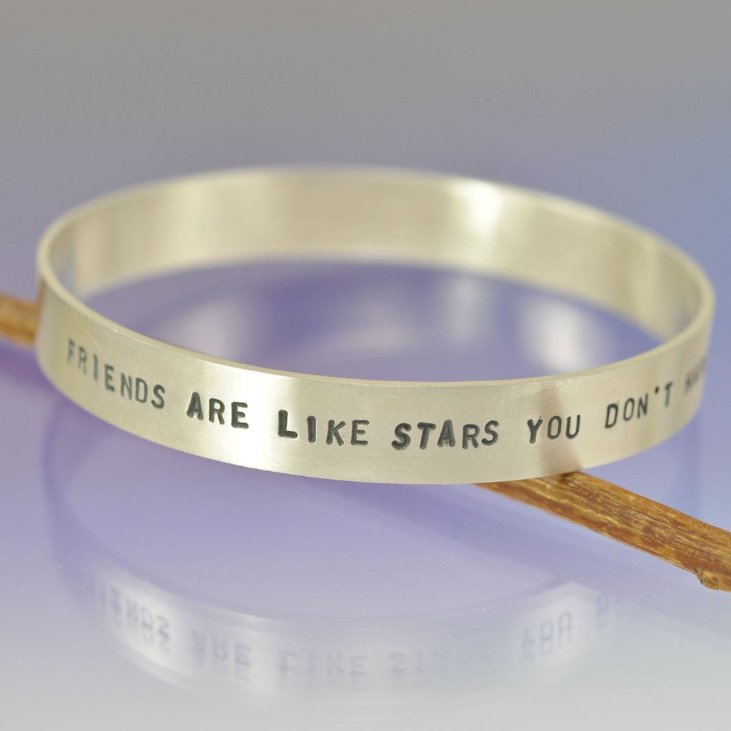 10mm Personalised Bangle
