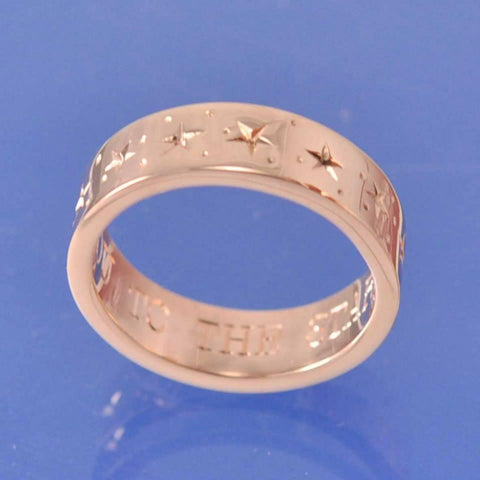 Twinkle Twinkle lil' Star. Ring Chris-Parry-Handmade