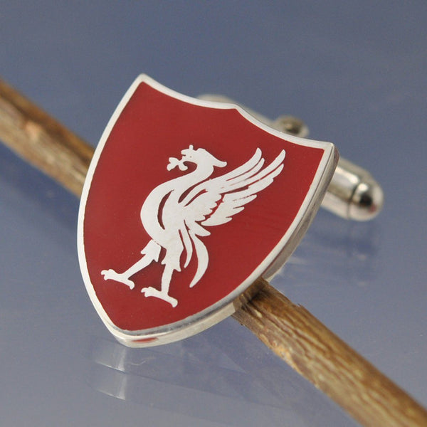 LFC Cremation Ash Resin Cufflinks