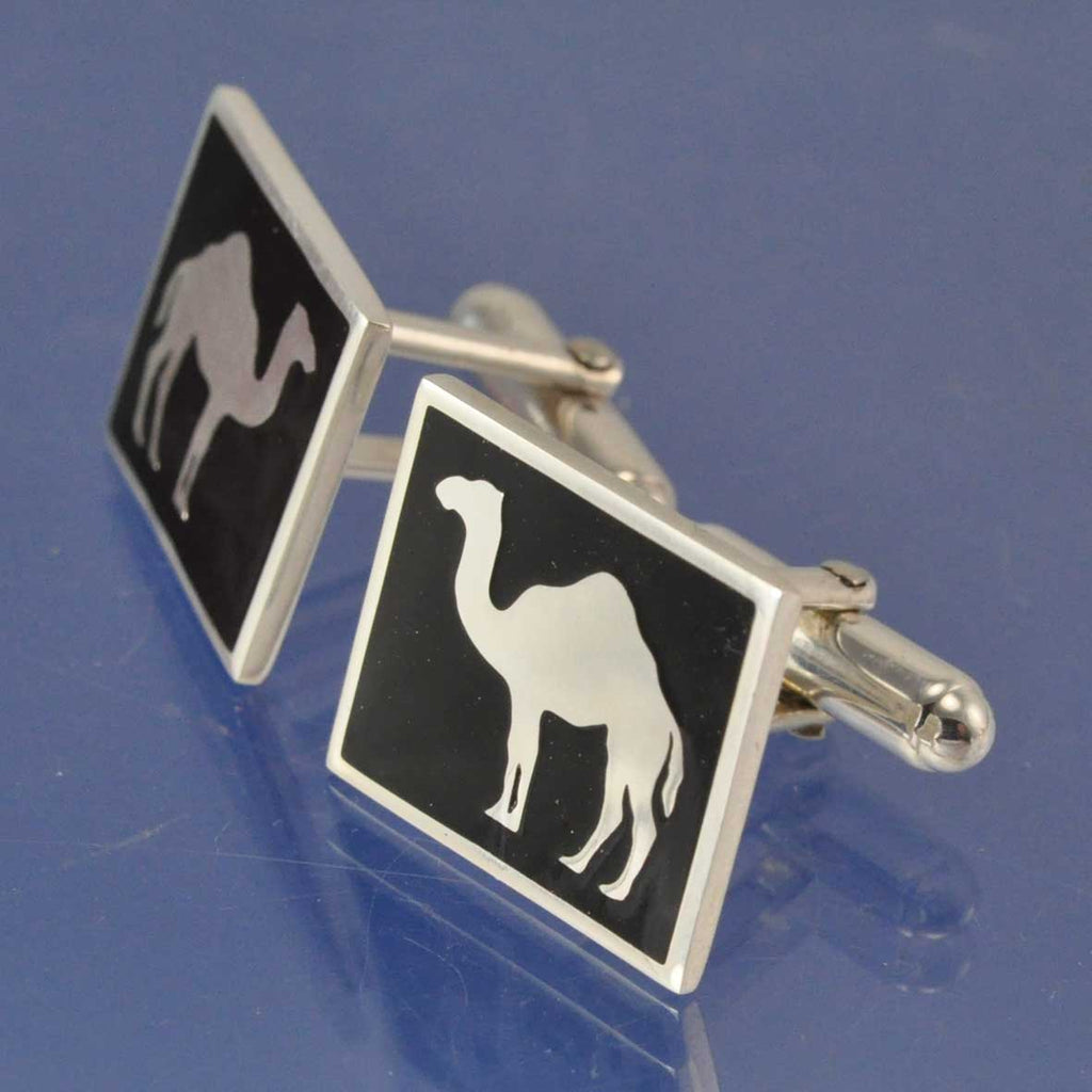 Your Artwork Contemporary Cufflinks Cufflinks Chris-Parry-Handmade