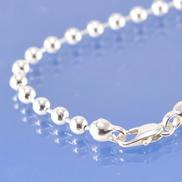 Ball Chain Sterling Silver