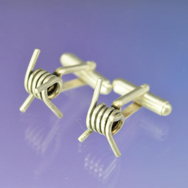 Barbed Wire Cufflinks