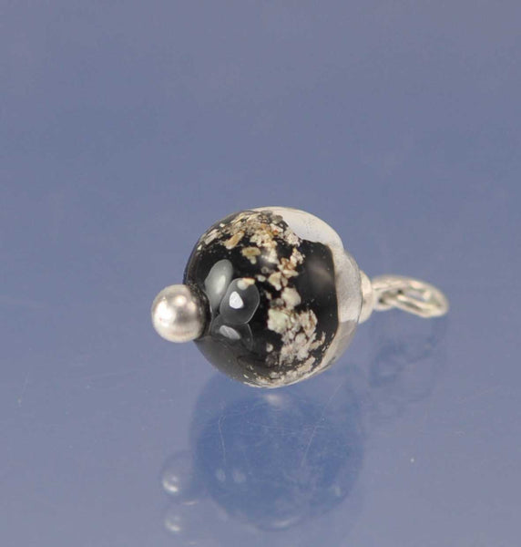 Cremation Ash Glass Bead Drop