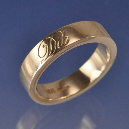 cremation ash wedding ring